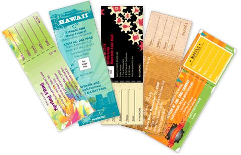 билеты печать